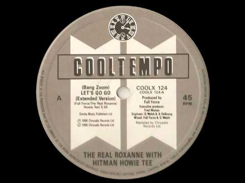 Let's Go Go (Bang Zoom) - The Real Roxanne with Hitman Howie Tee