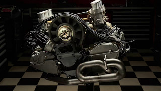 PORSCHE ENGINE ASSEMBLY 2.5 SRT