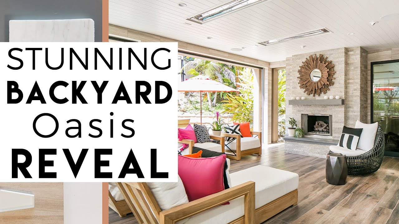 Interior Design | Del Mar Reveal #4 | Outdoor Living Spaces