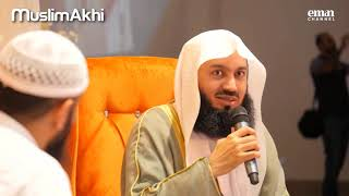 Spiritual Conversation with Mufti Menk and Musa Adnan   Blackburn, 2018