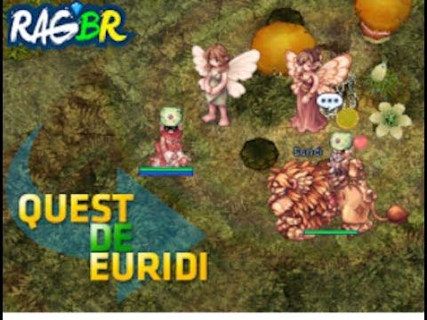 Ragnarök -  Quest de Moedas de Mora: Euridi e Lopi @RagBR