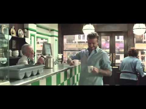 David Beckham - Sky Ad - Once In My Life