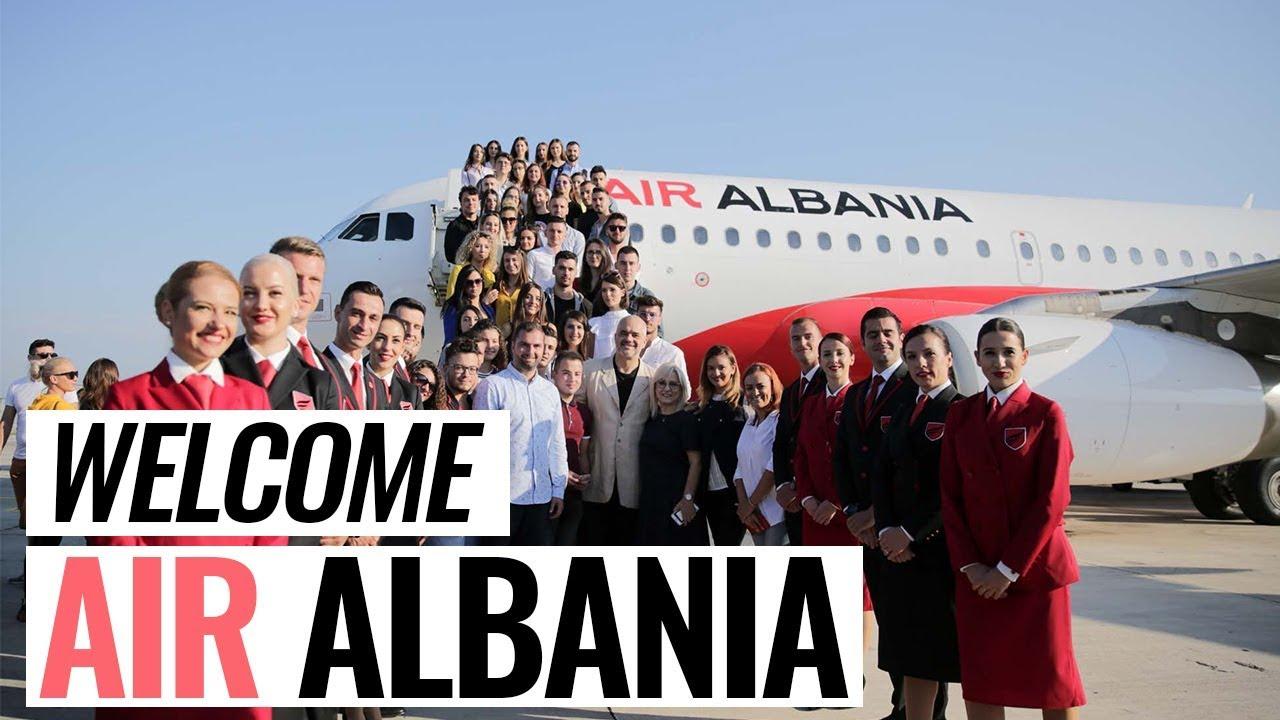 Αποτέλεσμα εικόνας για Air Albania