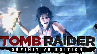 Tomb Raider Definitive Edition - Game Movie All Cutscenes (Tomb Raider The Movie)