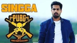 PUBG - SINGGA ( official video ) Ft Neet   zeal boyz   latest Punjabi song 2019