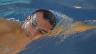Front crawl Swimming technique - Breathing