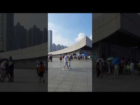 HD中国辽宁省大连市 星海广场Xinghai Square, Dalian, Liaoning, China