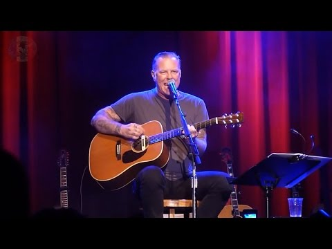 James HETFIELD  Full Show at Acoustic 4 a Cure  15 May 2014  Fillmore, San Francisco CA