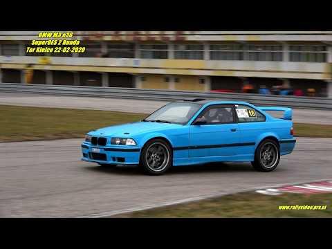 BMW M3 E36 - SuperOES 2 Runda Tor Kielce 22-02-2020