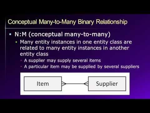 Database Lesson #4 of 8 - Data Modeling and the ER Model