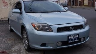 2007 Toyota Scion TC Coupe