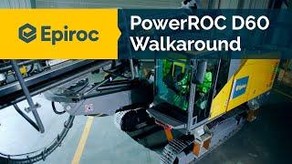 PowerROC D60 – Walkaround