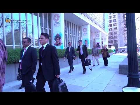 [EVENT] - IMF-World Bank Group Spring Meetings 2018 Washington DC
