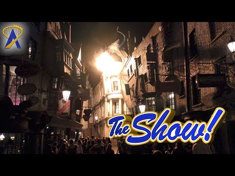 MuggleNet Live; Wonderland Cookie Dough; latest news - Attractions The Show!