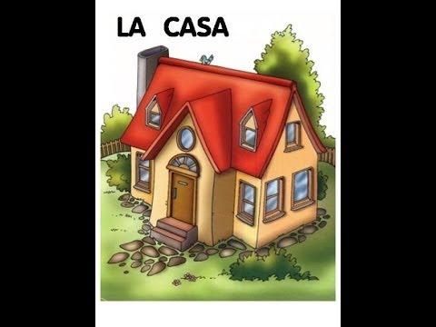 Aprendemos los sonidos de la casa youtube - La casa del ingles ...