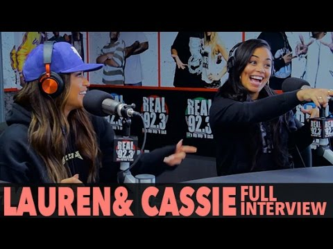 Lauren London & Cassie Ventura on New Movie 'The Perfect Match' Full   BigBoyTV