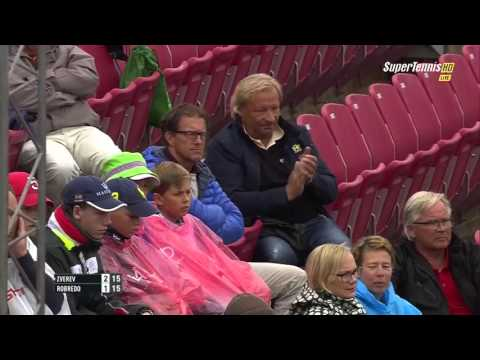 Alexander Zverev vs Tommy Robredo FULL MATCH HD SWEDISH OPEN 2015 PART 1