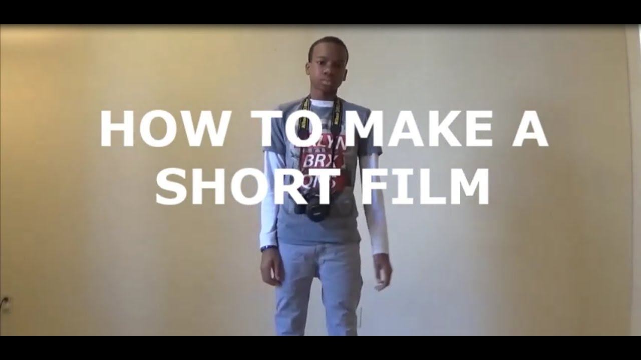 how to make a short film Writing short films are a great calling card for a writer short films aren't a lesser form of cinematic storytelling in fact writing them requires the exact same skills as writing a feature length.