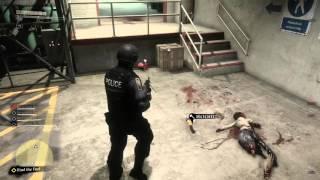 funny zombie football player kill
