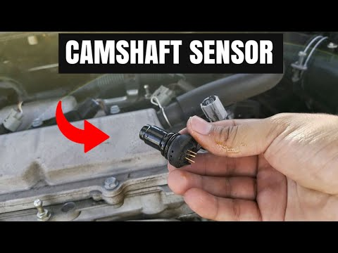 How To Replace A Camshaft Position Sensor On A Scion tc