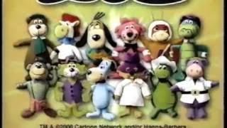 Toonami - Nisan 2000 Tanıtımlarını & Darbe