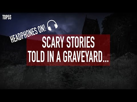 Scary Stories Told in a Graveyard | Creepy Bedtime Horror Stories…