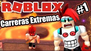 Carreras Extremas en Roblox | Roblox Deathrun