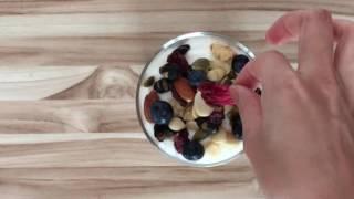 一條紅布朗優格粉,就可以做出一整罐的香醇手作優格!