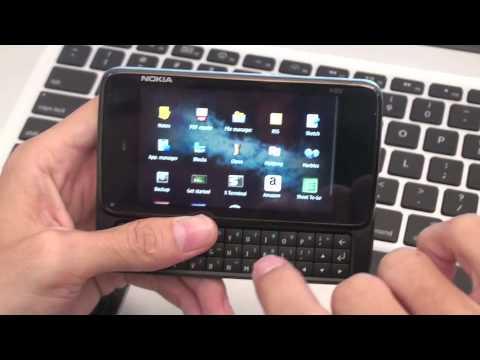 Nokia N900 - 2/2