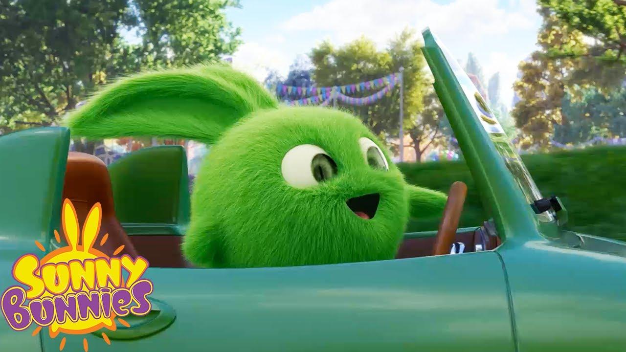 SUNNY BUNNIES - Cruising The Town   Season 3   Cartoons for Children