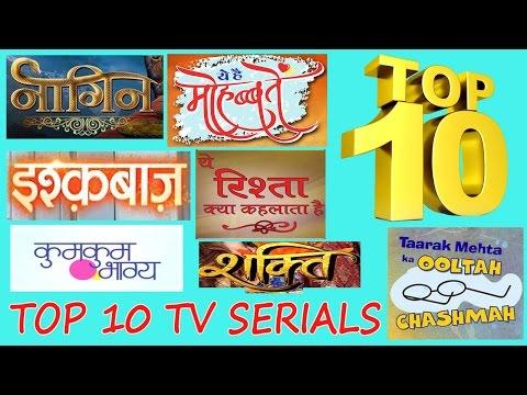 TOP 10 TV SERIALS BY TRP FEB - 2017 [week 7]