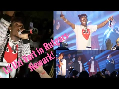 LIL UZI VERT CAME TO OUR CAMPUS😱🔥Rutgers Newark Raider Fest! |Rusquad Vlog 4/28/17|