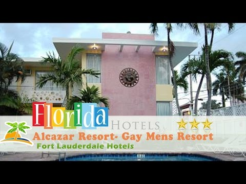 Alcazar Resort- Gay Mens Resort - Fort Lauderdale Hotels, Florida