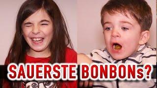 Die sauersten BonBons der Welt! | KIDS REACT