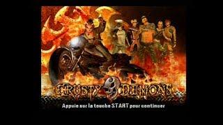 """[Ps2] Introduction du jeu """"Crusty Demons"""" de l"""