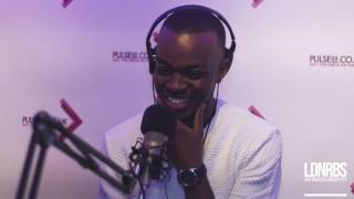 George The Poet talks growing up in north west London, search party tour & future | LDNRBS (Part2)