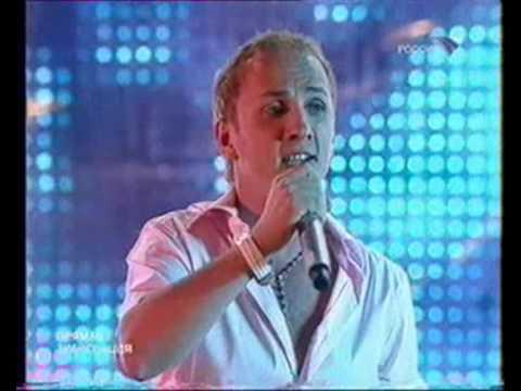 Mihai Traistariu - in Latvia - Say something - LIVE - Winner of the Festival , 2007 - Day 2