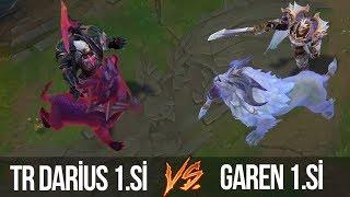 God-King Darius vs God-King Garen. Best Garen vs Best Darius