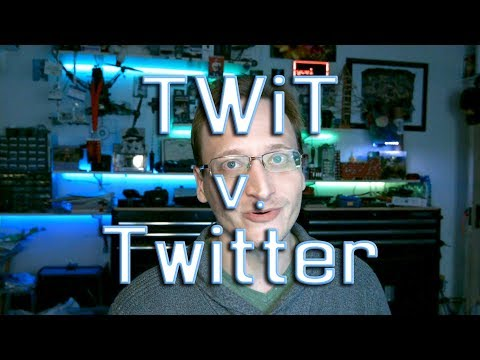 HUGE! TWiT sues Twitter for Trademark Infringement