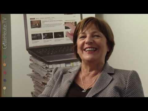 Ulla Schmidt - auf ein Wort mit Peter Fehlhaber (CHTV-CELLEHEUTE)