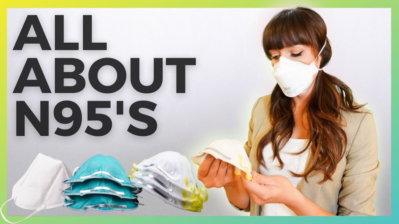 Download ALL ABOUT N95'S   6 Things you need to know.  #n95