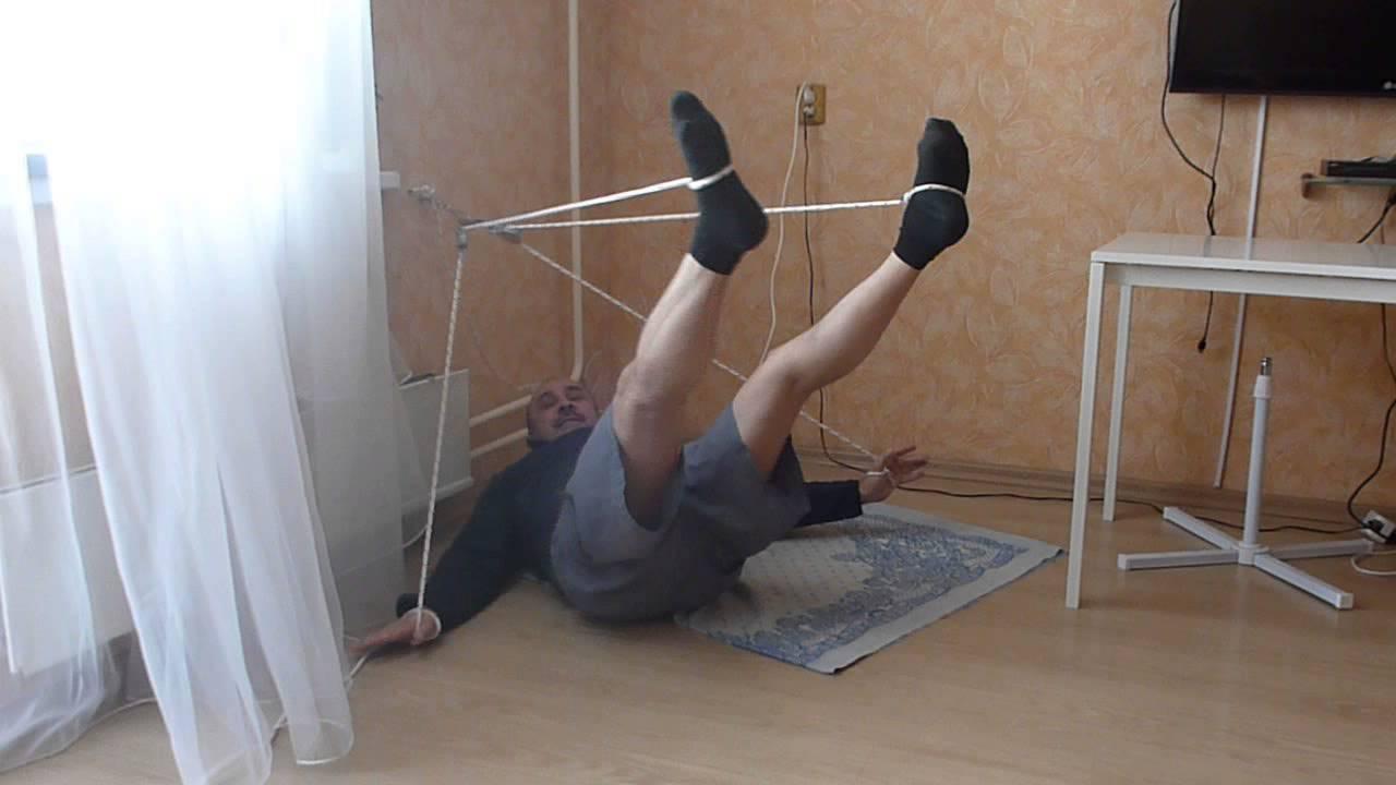 Реабилитолог Юрий Жидченко. Упражнения для руки после инсульта .