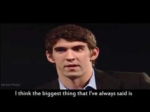 Michael Phelps Rituals