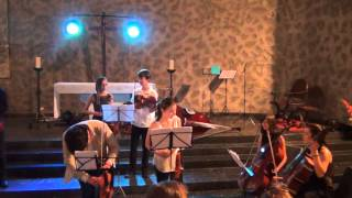 vivaldi concerto for 2 violin in la minor