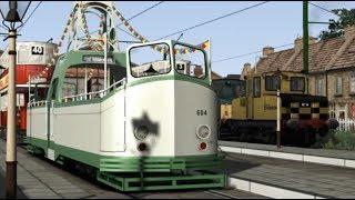 Tram Simulator 2018 - Fictional Tramway Route - ENTIRE STREAM