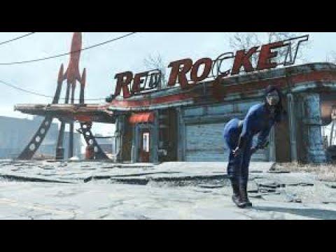 Fallout 4 Похождения , Силовая броня?! Новые знакомства и путешествия !