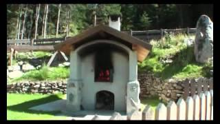 Die Lohbach-Mühle am Oetztaler Naturcamping