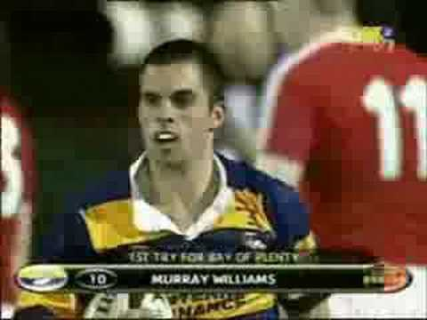 Bay Of Plenty vs British & Irish Lions 2005