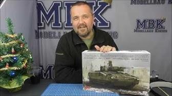 "MBK baut #001 - Spz Puma Teil 1.1 ""Unterwanne"" (Ryefield Models #5021)"