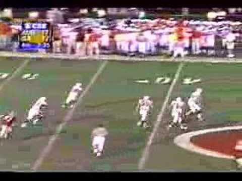 Carnell Williams Screen UGA 2001